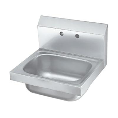 Krowne Metal HS-2-LF sink, hand