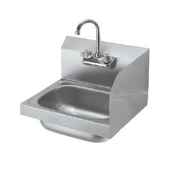 Krowne Metal HS-2-LS hand sinks
