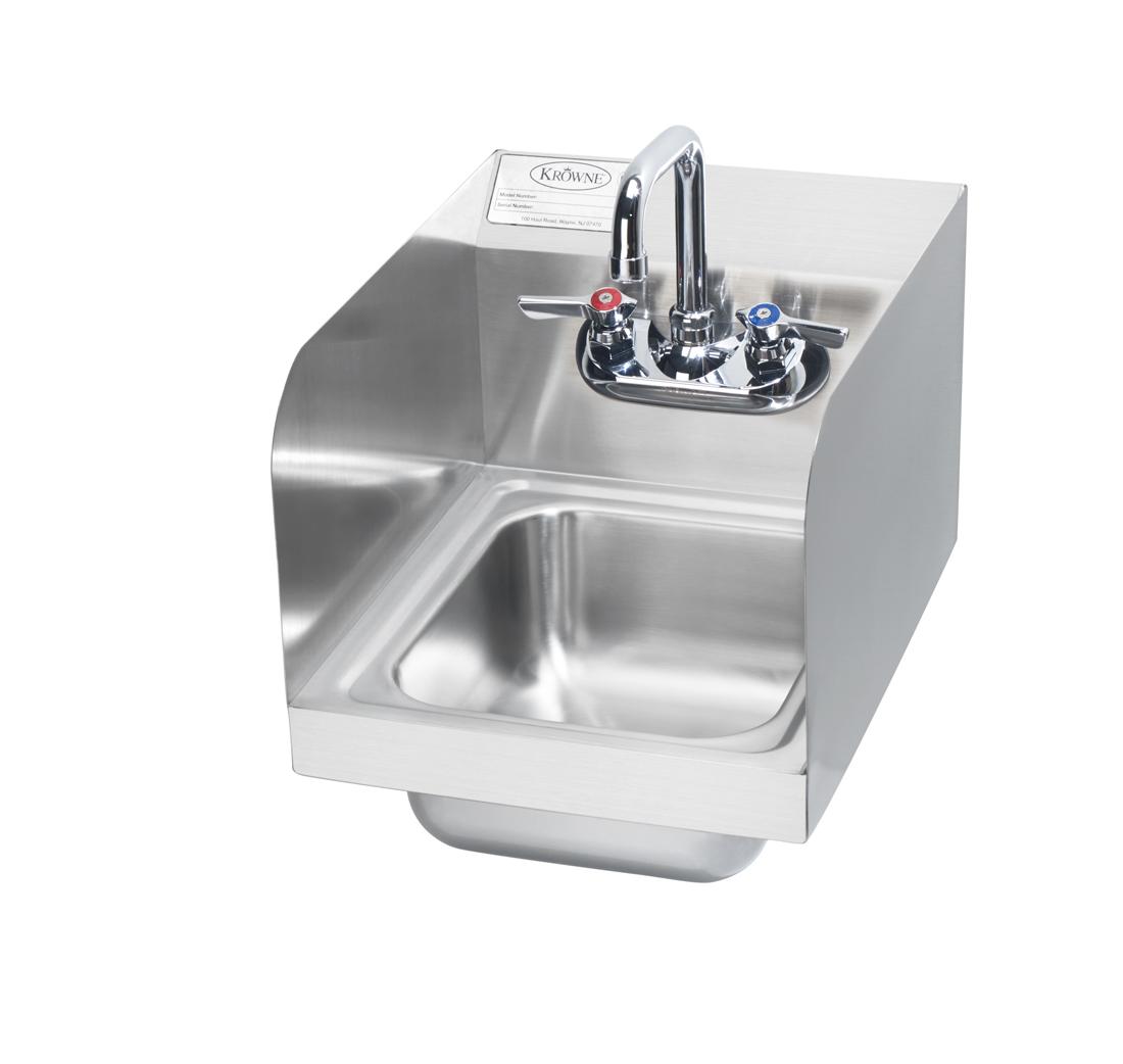Krowne Metal HS-30L hand sinks