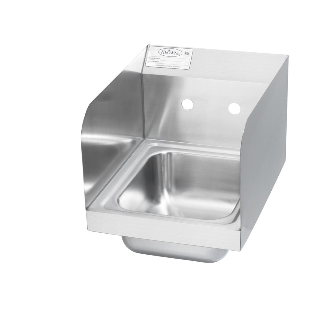 Krowne Metal HS-30-LF hand sinks