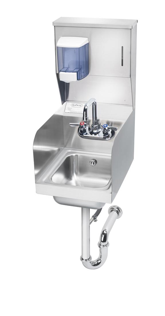 Krowne Metal HS-32 hand sinks