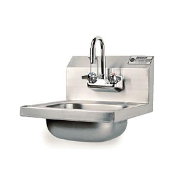 Krowne Metal HS-34 sink, hand