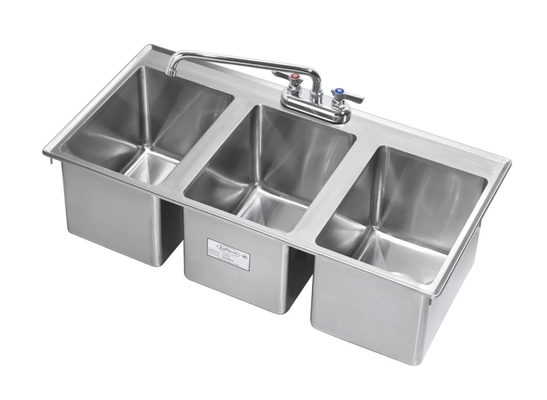 Krowne Metal HS-3819 hand sinks