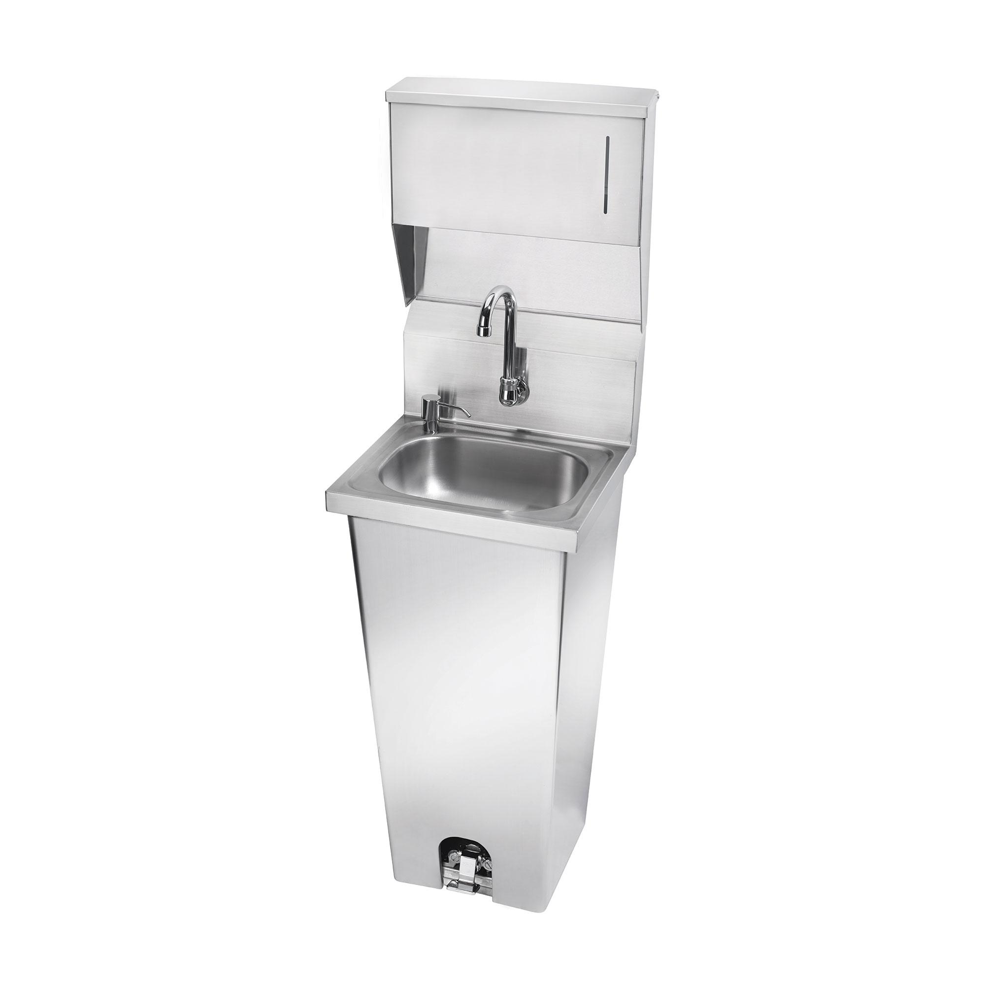 Krowne Metal HS-39 sink, hand