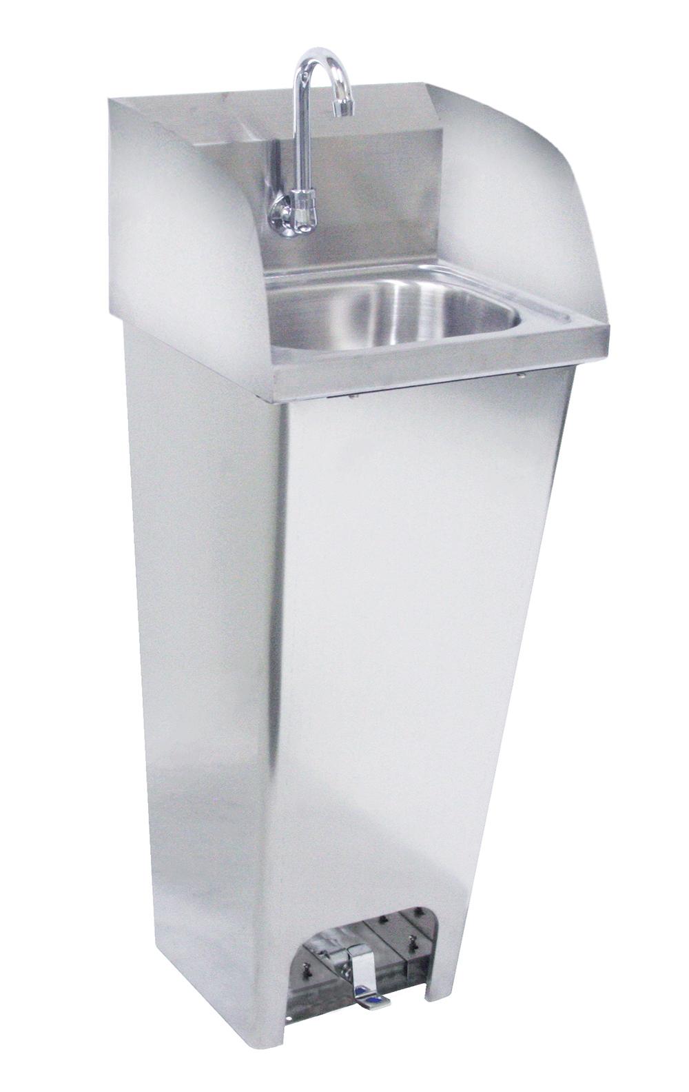 Krowne Metal HS-40 sink, hand