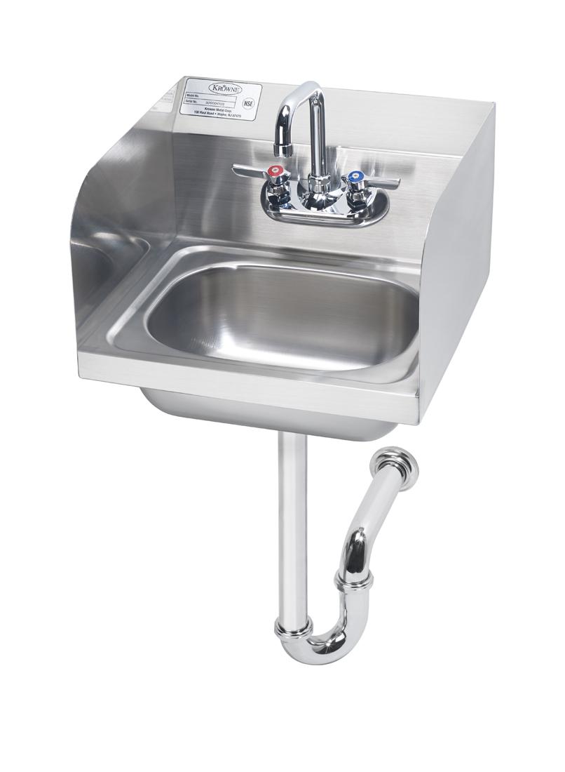 Krowne Metal HS-5 hand sinks