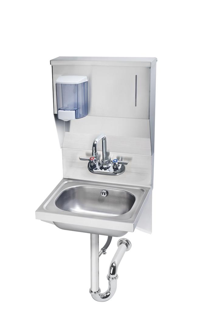 Krowne Metal HS-58 hand sinks