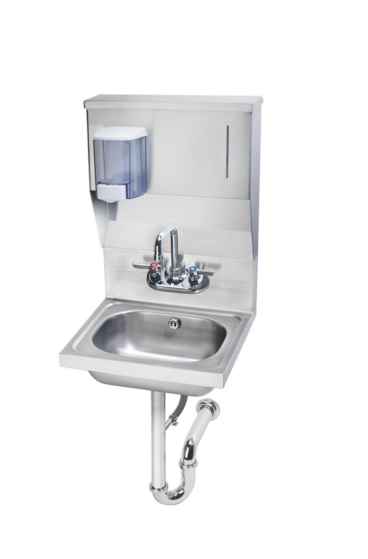 Krowne Metal HS-7 hand sinks