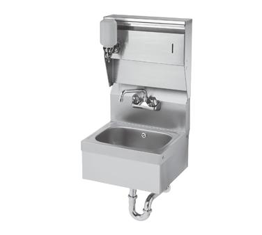 Krowne Metal HS-8 hand sinks