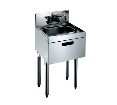 Krowne Metal KR18-18DST underbar hand sink unit