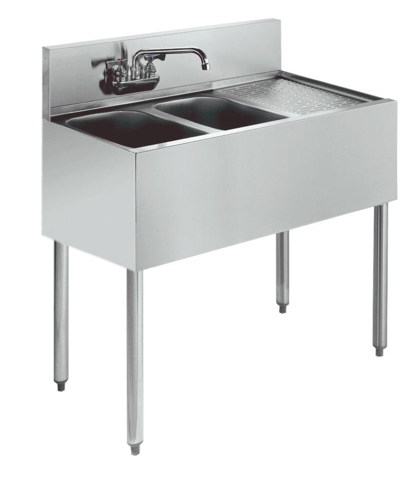Krowne Metal KR18-32L underbar sink units