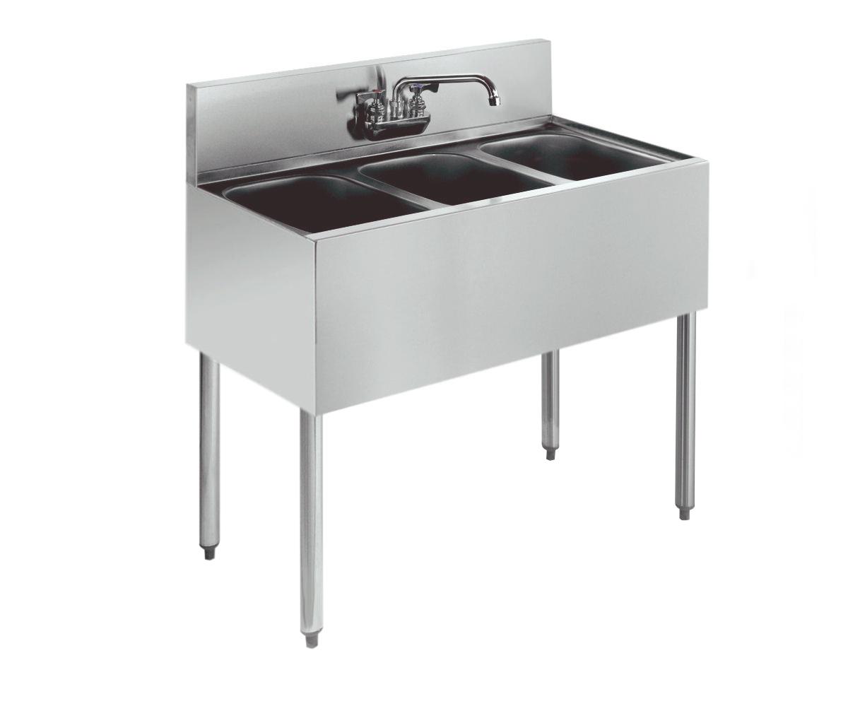 Krowne Metal KR18-33C underbar sink units