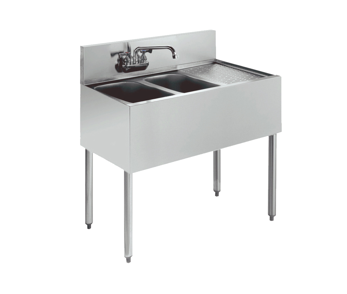 Krowne Metal KR18-42L underbar sink units