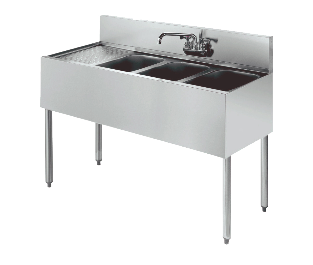 Krowne Metal KR18-43R underbar sink units