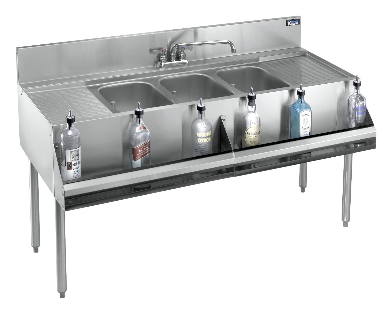Krowne Metal KR18-63C underbar sink units