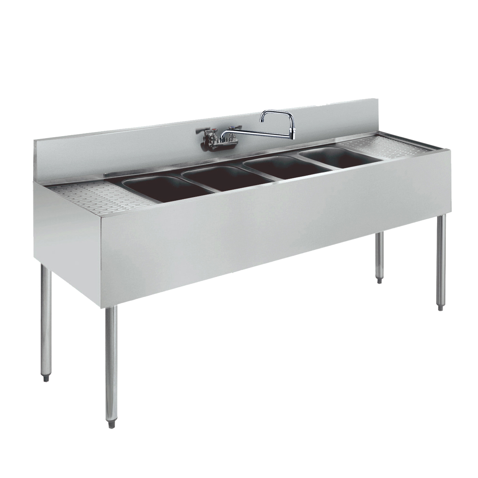 Krowne Metal KR19-74C underbar sink units