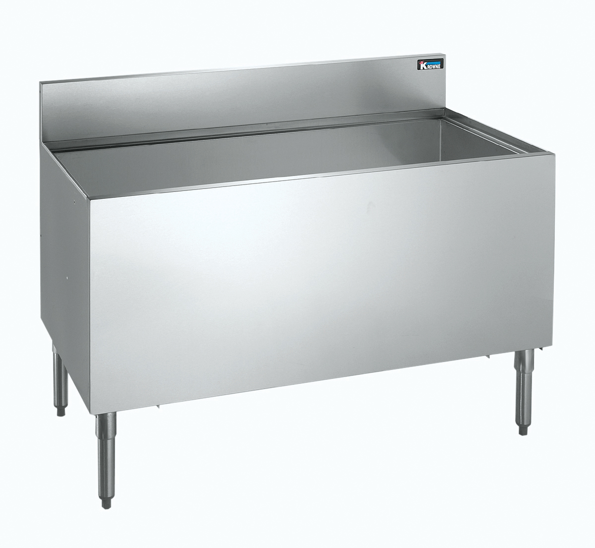 Krowne Metal KR18-CB48 underbar beer bin, ice cooled