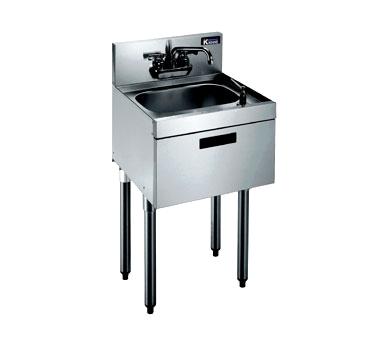 Krowne Metal KR21-18ST underbar hand sink unit