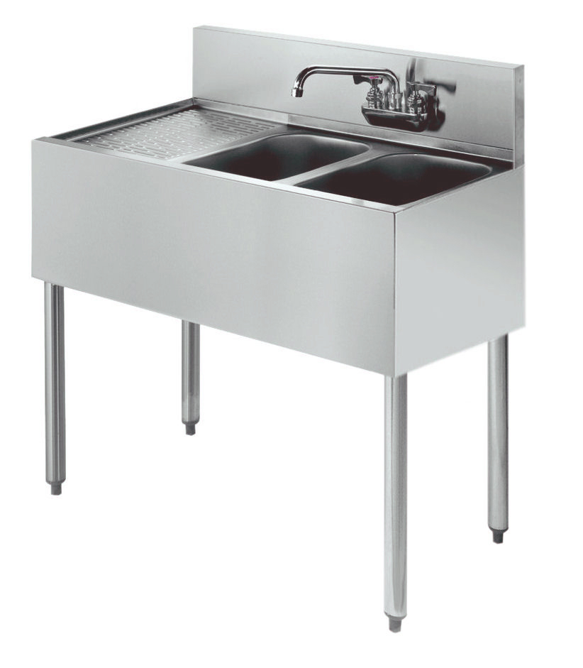 Krowne Metal KR21-32R underbar sink units