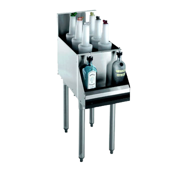 Krowne Metal KR21-6 underbar ice bin/cocktail unit
