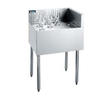 Krowne Metal KR21-C24R underbar drain workboard unit