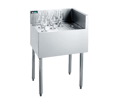 Krowne Metal KR21-C30R underbar drain workboard unit