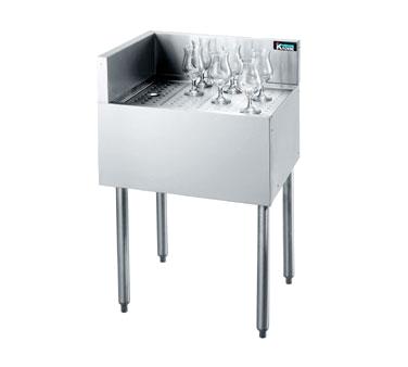 Krowne Metal KR21-C36L underbar drain workboard unit