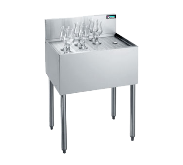 Krowne Metal KR21-GS24 underbar drain workboard unit