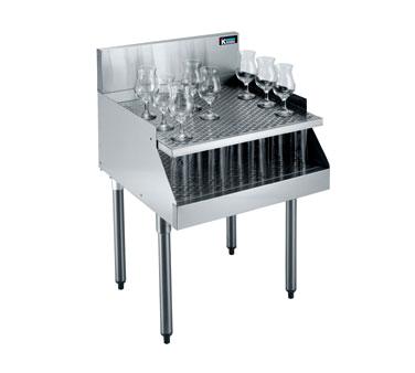 Krowne Metal KR21-RG24 underbar drain workboard unit