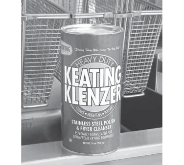 Keating 038261 chemicals: cleaner