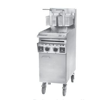 Keating 24 PASTA-E pasta cooker, electric