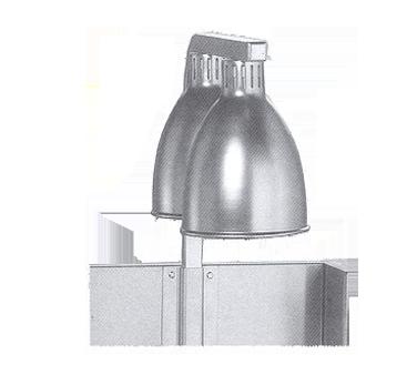 Keating 3LCF@120V heat lamp, bulb type