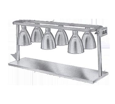 Keating 6LR2@120V heat lamp, bulb type