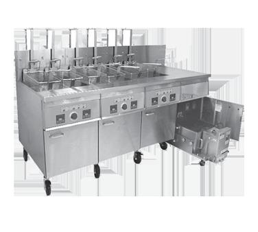 Keating SE34X24CF fryer filter, built-in