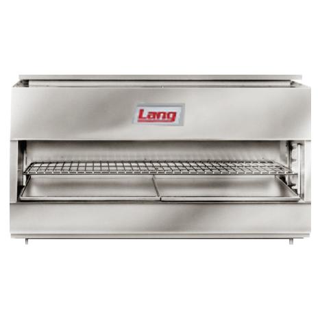 Lang Manufacturing 236CMW cheesemelter, gas