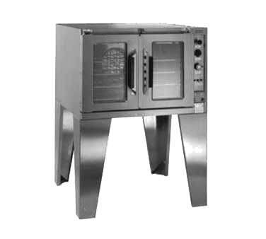 Lang Manufacturing ECOD-AT2M convection oven, electric