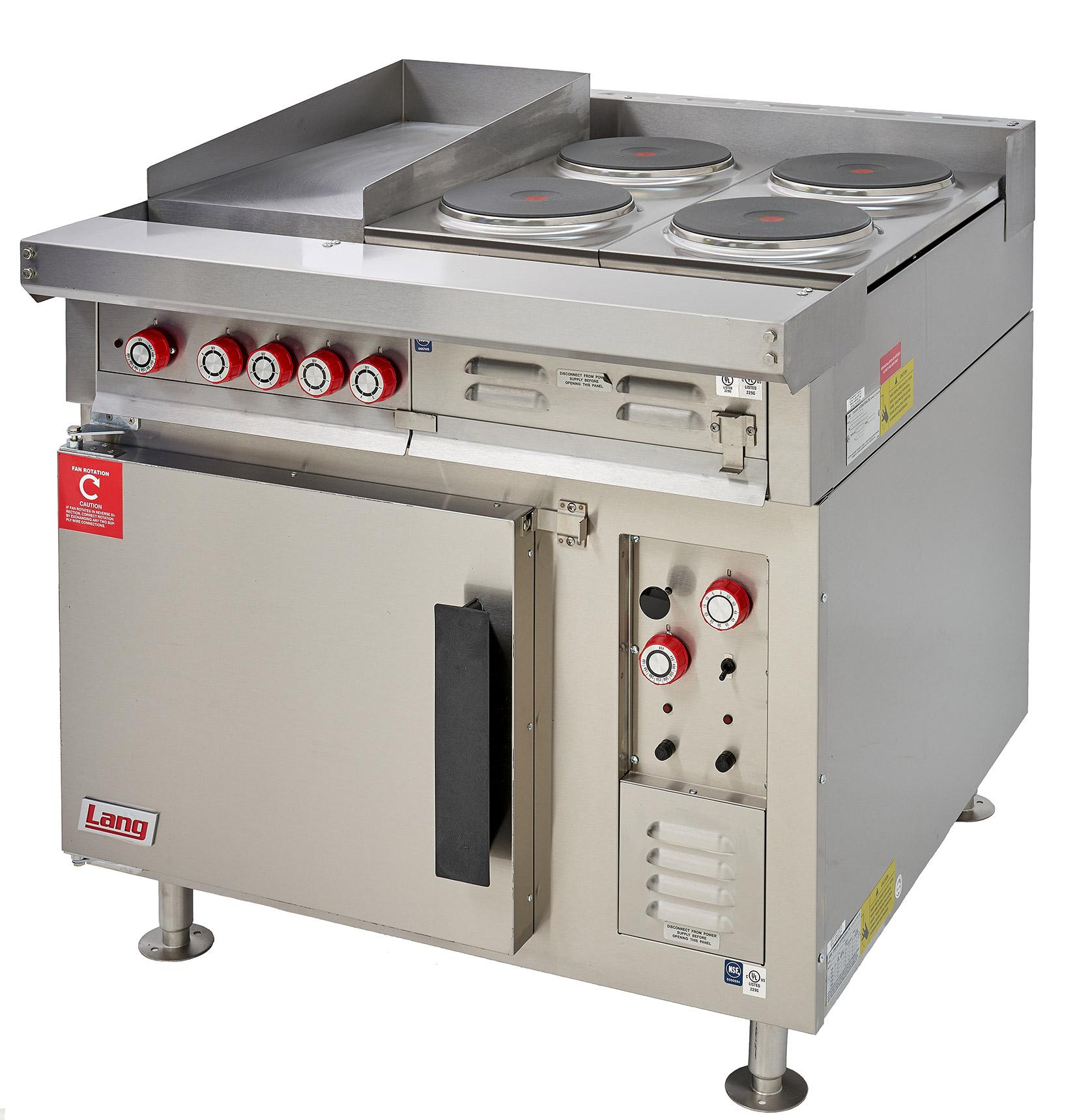 Lang Manufacturing R36C-ATEM range, 36