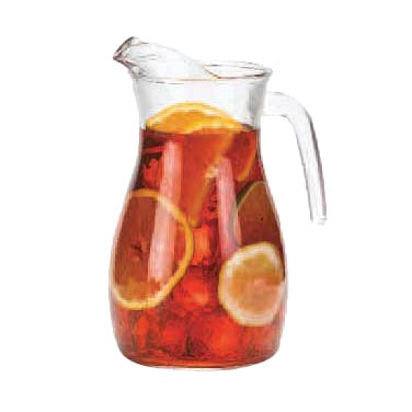 Libbey Glass 13112221 pitcher, glass