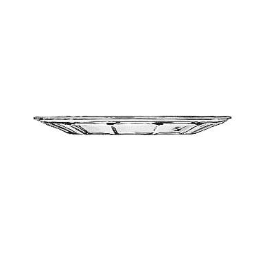 Libbey Glass 15411 plate, glass