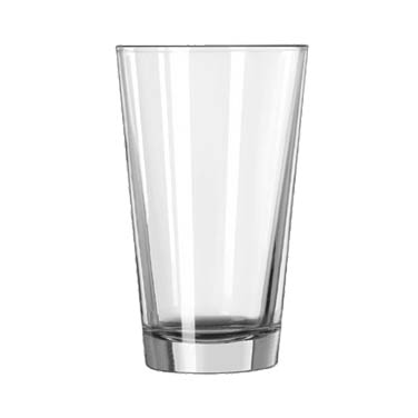 Libbey Glass 1632HT glass, mixing