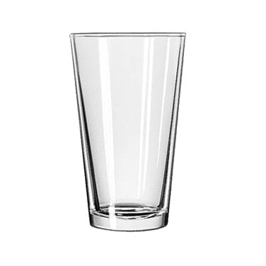 Libbey Glass 1637HT glass, mixing