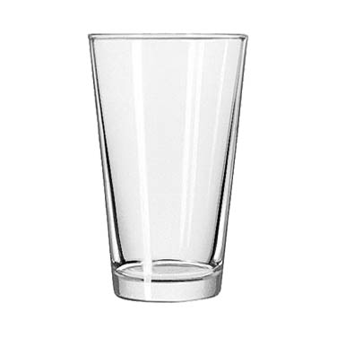 Libbey Glass 1639HT glass, mixing