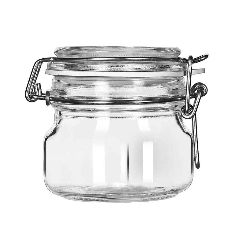 Libbey Glass 17207223 storage jar / ingredient canister, glass
