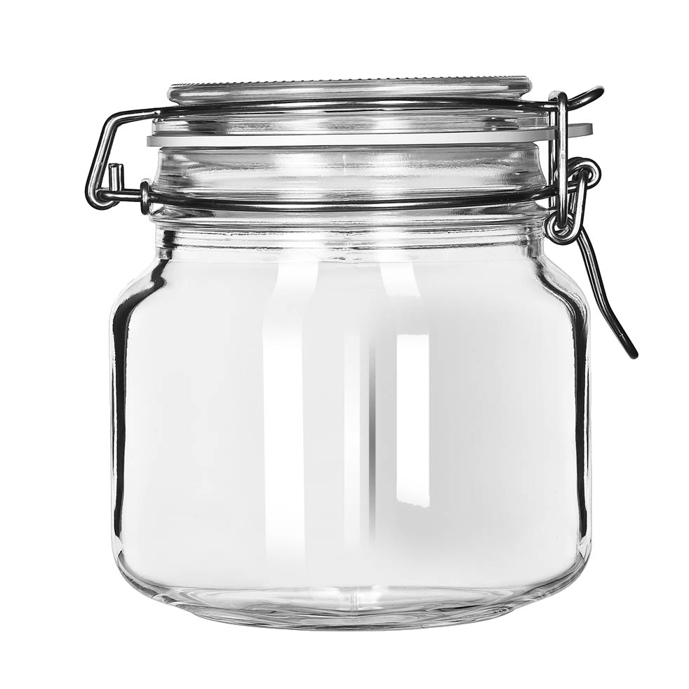 Libbey Glass 17209925 storage jar / ingredient canister, glass