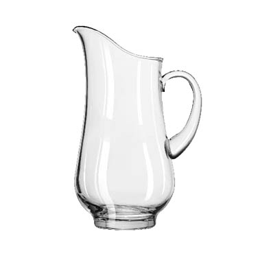 Libbey Glass 1787724 pitcher, glass