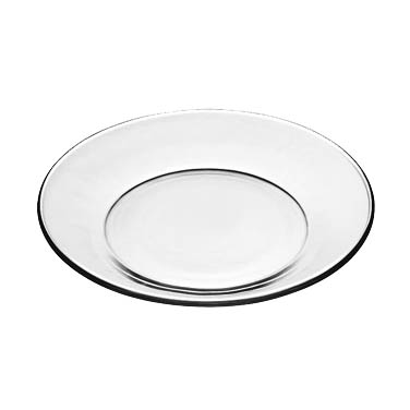 Libbey Glass 1788491 plate, glass