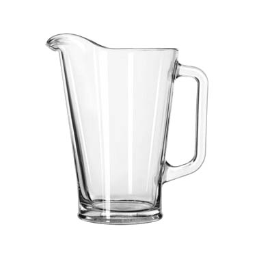 Libbey Glass 1792421 pitcher, glass