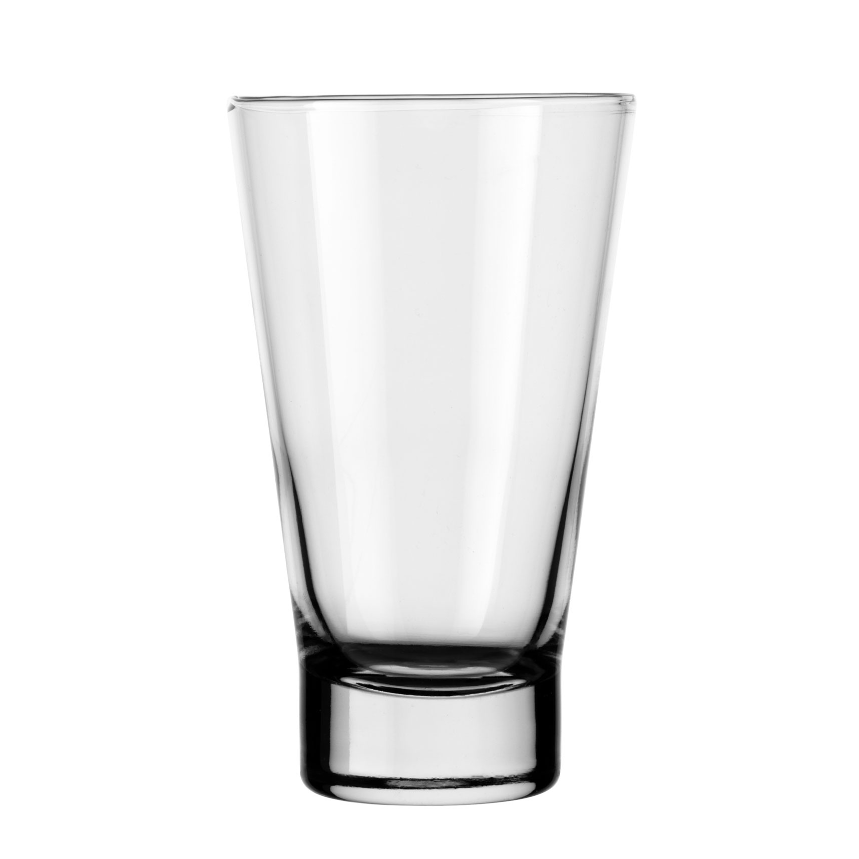 Libbey Glass 2042 glass, hi ball
