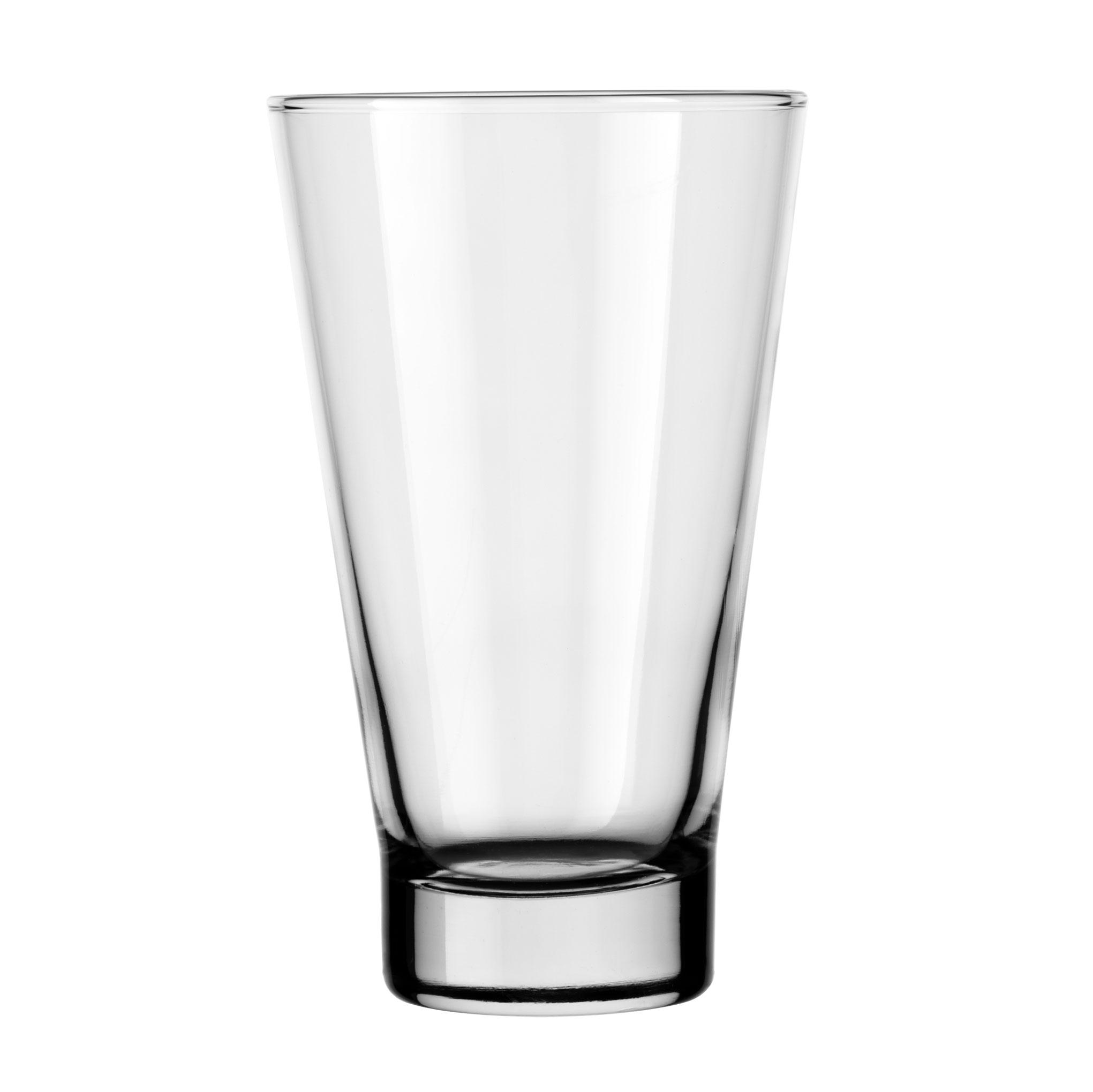 Libbey Glass 2046 glass, hi ball