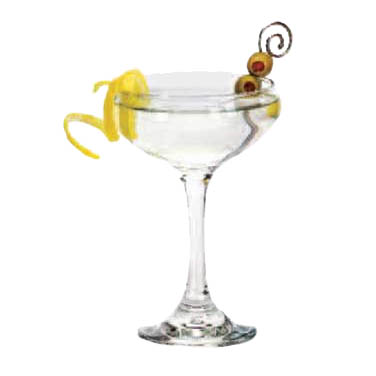 Libbey Glass 3055 glass, cocktail / martini